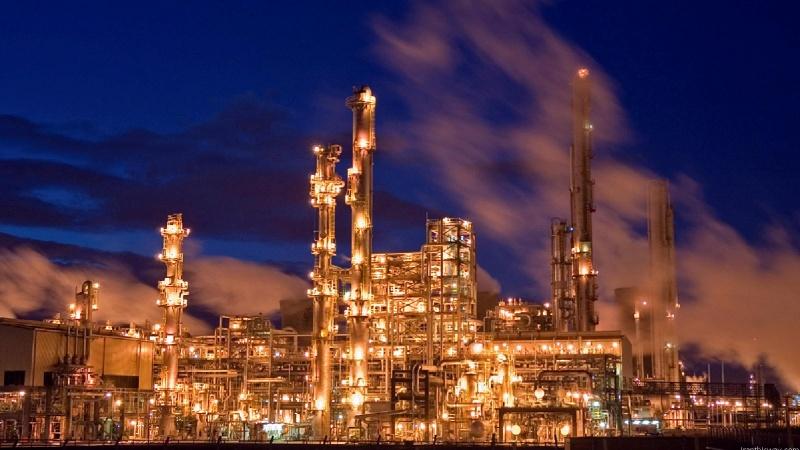 پروژه ساخت Control Valve نفت و گاز گچساران سال 1395