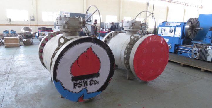 تعمیرات شیرآلات صنعتی و تست هیدرواستاتیک