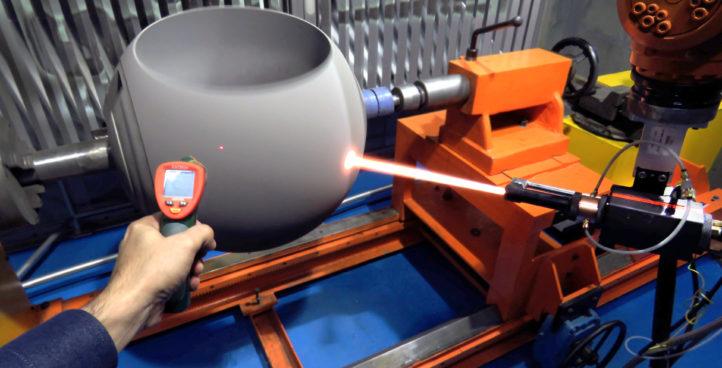 مهندسی سطح و پاشش حرارتی