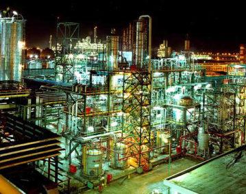 پروژه ساخت Control Valve مجتمع گاز پارس جنوبی 1397